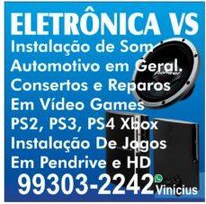Eletrônica VS